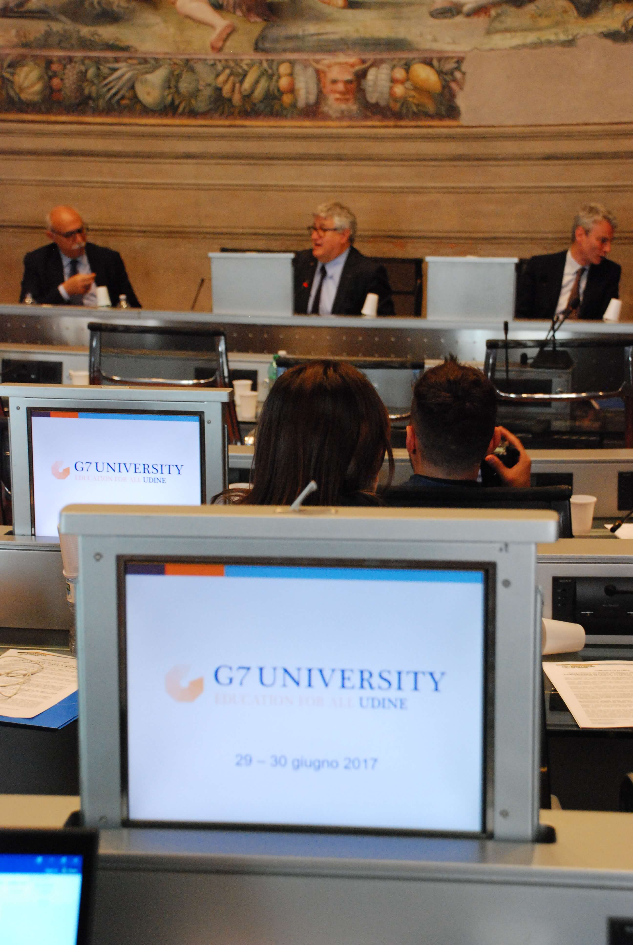 Calendario Uniud.G7 University Manifesto Di Udine G7 Universita Crui
